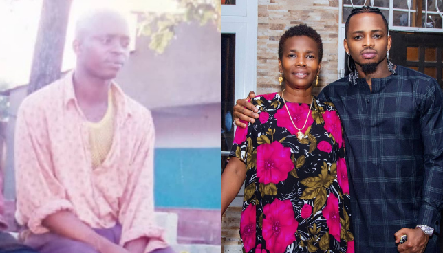 Mzee Abdul Is Not Diamond's Biological Father