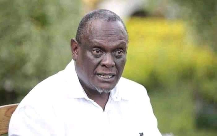 David Murathe resigns as Jubilee Party Vice-Chair for the 5th time.